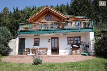 Neuwertiges schönes 125m² Wohn-und Ferienhaus im Himmel.....berg am Saurachberg!