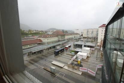 Zentrale Garconniere direkt am am Bahnhofplatz