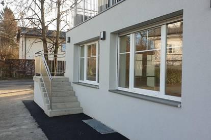 Viktring - traumhafte 4-Zimmerwohnung mit zwei Parkplätzen und eigenen Garten - Erstbezug!