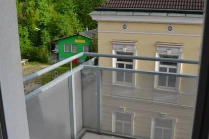 Zentral gelegene 3 Zimmer Wohnung mit Balkon