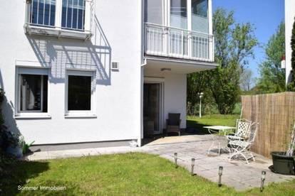 Tolle 2-Zimmer-Gartenwohnung Sbg-AIGEN - Nähe Salzachkai