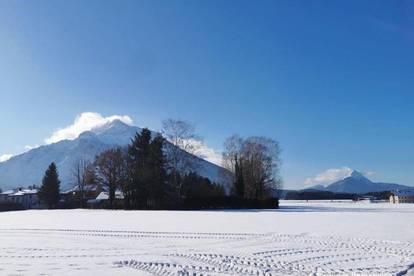 LUXUS PUR - Salzburg Anif - Wohnen nahe am Schloss Hellbrunn mit Park und Allee