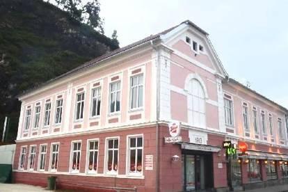 9112 Griffen - Gut gehendes Cafe mit Discothek Pizzeria und 7 Wohnungen