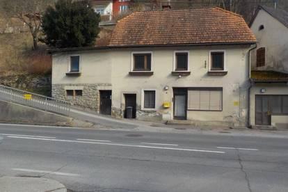 9441 Twimberg  Sanierungsbedürftiges Haus