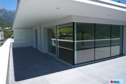 Traumhafte Penthouse-Wohnung in einem exklusiven Neubauwohnhaus zur Miete!