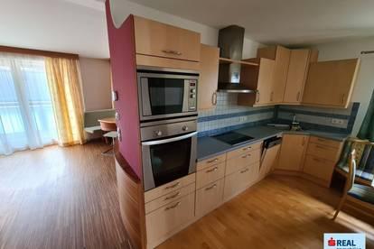 Völs - Gepflegte und großzügige 4-Zimmer-Wohnung mit 2 Balkone zu vermieten