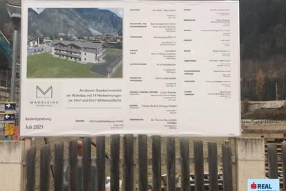 Residenz Madeleine - Attraktive Mietwohnungen in Zams