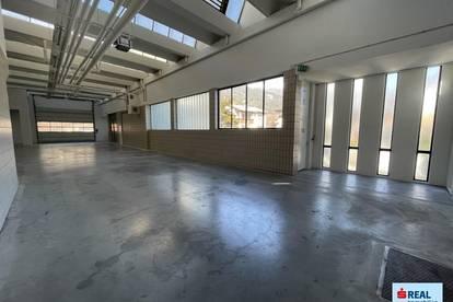 Produktions-, Gewerbe- und Lagerflächen mit Büro nahe Schwaz