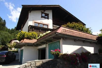 Hopfgarten - Mehrfamilienhaus mit Garten, Sauna, Grillhütte, 3 Kellerabteile, 2 Garagen und 3 Stellplätze, Wohnungseigentum in Gründung