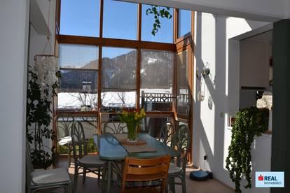 Maisonettenwohnung in ruhiger und sonniger Lage im Bezirk Kitzbühel