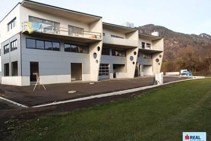 Gewerbepark im Gewerbegebiet von Erl/Mühlgraben