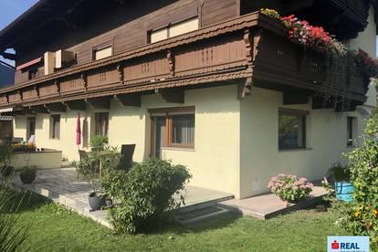 Sonnige 4-Zimmer-Gartenwohnung in Kramsach