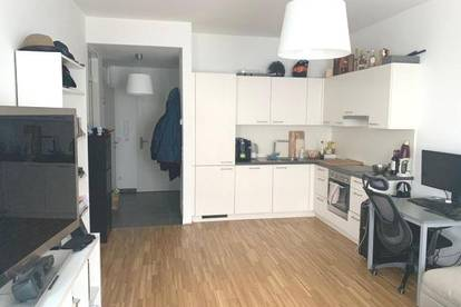 NEUWERTIGE 2-Zimmer Wohnung mit Lift, Loggia und Garagenplatz