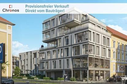 Neubau-Büro in der Leonhardstraße 61! DIREKT VOM BAUTRÄGER!