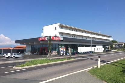 Erstbezug: ca. 200 m² Gewerbeflächen für zB Gastronomie, Fitness oder Beauty zur Miete