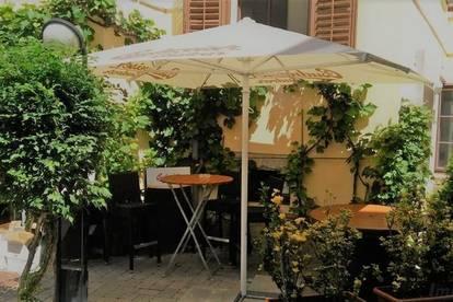 Gut eingeführter Gastronomiebetrieb in der Innenstadt obere Sporgasse
