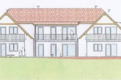Ruhig gelegene Wohnung mit Terrasse und Grünfläche