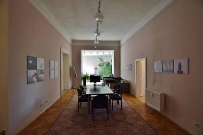 Büro- und Ordinationsfläche im Stilaltbau in Geidorf / Univiertel