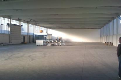 Produktions- und Lagerhalle, Graz-Süd, Autobahnnähe