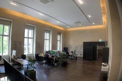 Großraumbüro auf 2 Etagen