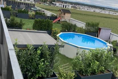 Erstbezugswohnung mit großer Terrasse - provisionsfrei für den Mieter