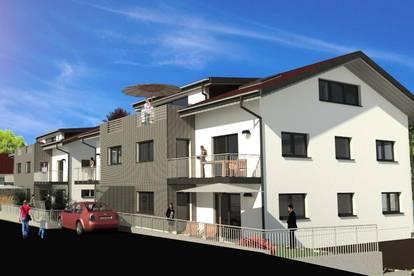 Zwei Mehrfamilienhäuser mit jeweils 5 Wohnungen und einer gemeinsamen Tiefgarage - Breinberg-Nord, 5202 Neumarkt am Wallersee