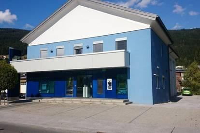Geschäftslokal mit ca. 284 m² im Zentrum von Radstadt zu vermieten