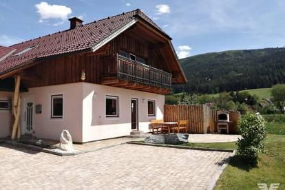 Großzügiges Einfamilienhaus im Landhausstil in Unternberg/ Bezirk Tamsweg