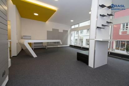 Schwaz: Geschäfts-/Bürofläche (auch für Anleger interessant)