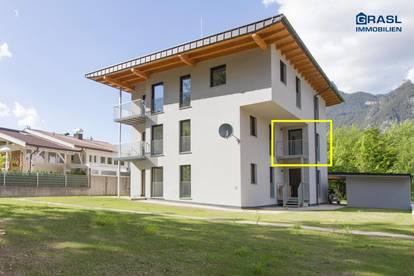 Maurach am Achensee (W3): Sonnige 1 Zi.-Wohnung mit Balkon und Autoabstellplatz