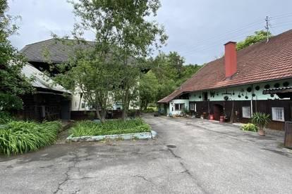 Längsee Nähe, alter Bauernhof mit 7.500 m² Grund