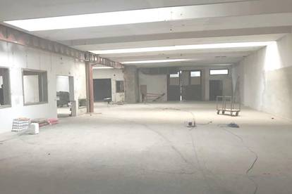 Klagenfurt- Betriebsgebäude-Halle-Lager  + Wohnhaus mit 4 Wohnungen, 6 % Rendite