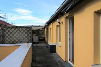 Unterpremstätten - Außergewöhnliche 3 Zimmerwohnung mit Dachterrasse