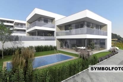 Seiersberg! Doppelhaushälfte errichtet mit hochwertigen Baumaterialien in erhöhter Stadtrandlage!