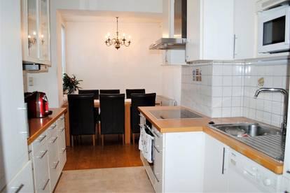 Tolle Wohnung zum fairen Preis - 3 Zimmer, großer Balkon & Tiefgaragenplatz! Geplant von Raimund Abraham in grandioser Stadtlage!