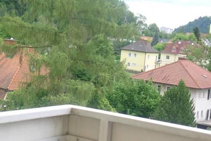 Grazerstraße - Nette neu adaptierte Garconniere mit Süd- West- Balkon!