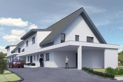 Hitzendorf! Top Doppelhaushälfte mit Doppelcarport in sonniger Sackgasse!