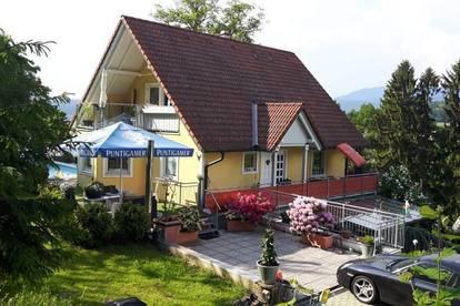 Andritz - traumhaft schöne Lage - vielseitig verwendbares Objekt - Ein- Zweifamilienhaus mit Pool und Grandawasser!!