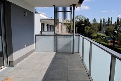 Andritz - all inclusive! Exklusiver Erstbezug mit großem Balkon und Tiefgarage!