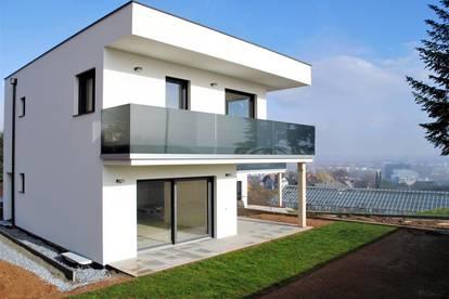 Doppelhaushälfte in toller Stadtrandlage mit hochwertiger Ausstattung und grandiosem Blick!!