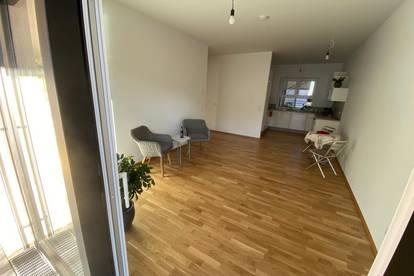 Eggenberg - 3 Zimmerwohnung mit 17 m² Süd-Westbalkon in wunderschöner, ruhiger Lage!!!