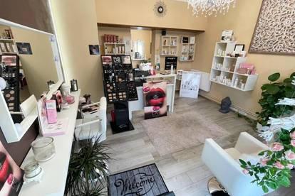 Kalsdorf - Sehr schönes adaptiertes Geschäftslokal/Kosmetikstudio mit großen Fensterflächen!!
