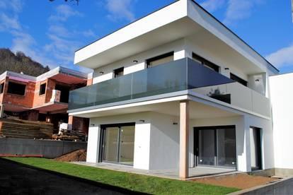 PROVISIONSFREI - Seiersberg! Doppelhaushälfte errichtet in erhöhter Stadtrandlage mit exklusivem Ausblick! Bezug 2022!