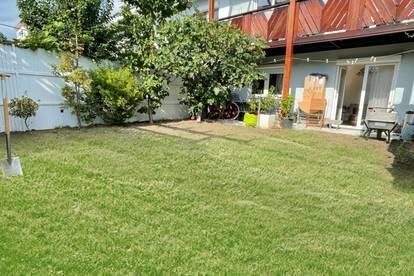 Bezirk Liebenau - In ruhiger Seitengasse Reiheinhaus 4 Zimmern und voll unterkellert mit großem Garten!