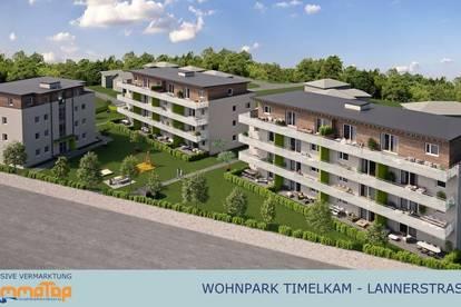"""""""Wohnpark Lannerstrasse"""", Wohnen in zentraler und sonniger Lage von Timelkam"""