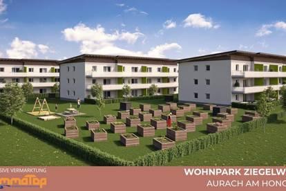 """""""Wohnpark Ziegelwies"""" - Wohnen in schöner, sonniger Lage"""
