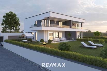 Exklusive Doppelhaushälfte in ruhiger Aussichtslage ab 335.000,- Euro