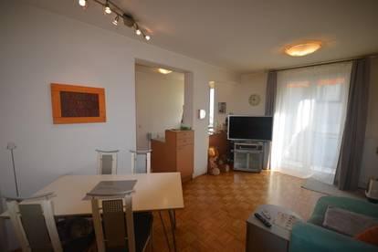 Gemütliche 2-Zimmer-Mietwohnung mit Balkon und Tiefgarage am Froschberg, in einer der besten Wohngegenden von Linz