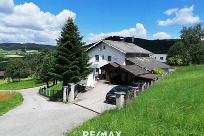 Mehrfamilienhaus in Wolfsegg mit traumhafter Aussicht !