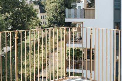 Ruhig gelegene 3 Zimmer Wohnung am Maxglaner Mühlbach - Erstbezug und provisionsfrei!